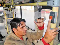 Delhi: Govt to install 10 panic buttons in buses