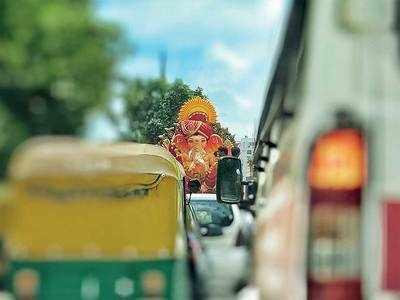 Watching over His devotees