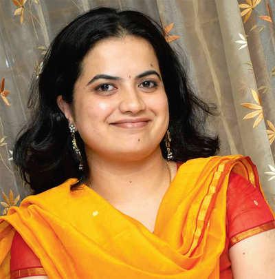 Singer Nanditha turns composer
