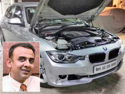 'Dealer wrecked my BMW, forged signature for insurance claim'