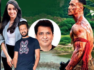 Tiger Shroff, Shraddha Kapoor and Riteish Deshmukh's Baaghi 3 goes on the floors in Mumbai today