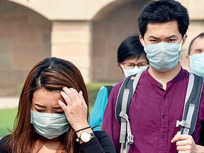 In Delhi, 'very poor' air is an improvement