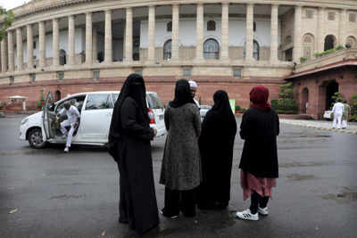 Rajya Sabha passes triple talaq bill with 99 votes in favour