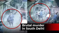 Caught on cam: 18-year-old brutally murdered in South Delhi