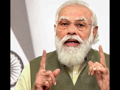 PM Modi's water from thin air theory generates heat