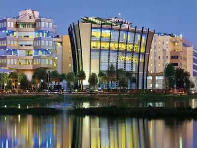 Bengaluru's CBD records highest growth in APAC