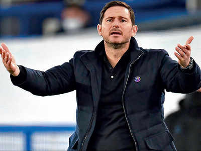Nice to see more British managers in Premier League: Lampard