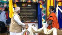 PM Narendra Modi, Bhutanese Premier inaugurate hydropower plant in Thimphu