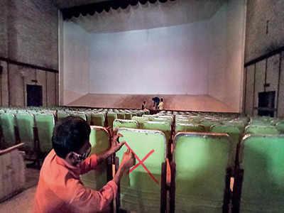 Cinema halls, schools to be 100 per cent open