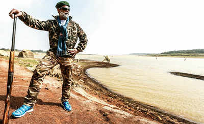 Maasthi Gudi movie review: 'Gandhadagudi' wannabe