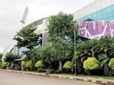 Balewadi Sports Complex has no fire fighting equipment; sees them only during VIP visits