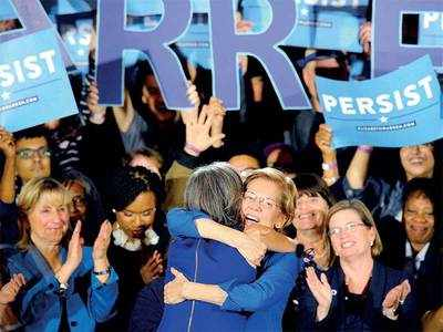 Dems take control of US House, Reps retain Senate