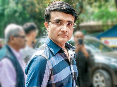When BCCI boss Sourav Ganguly got angry