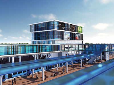 Kandivali, Mira Road, and GTB Nagar stations all set to get a complete overhaul, better amenities