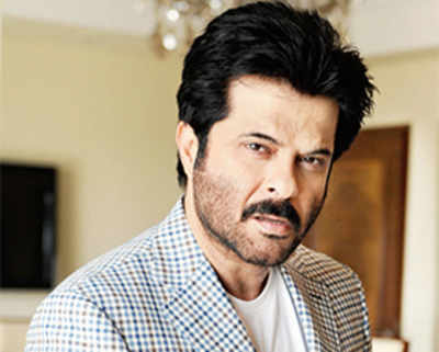 Anil Kapoor earns his tiger stripes
