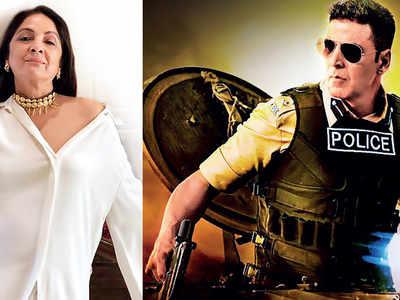 Exclusive: Neena Gupta to play Akshay Kumar's mother in Rohit Shetty's cop-drama Sooryavanshi