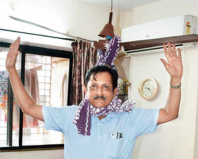 Mulund man wants to save lives with his 'anti-suicide' ceiling fan rods