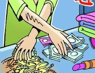 Gold heist worth Rs 10 crore in Valsad