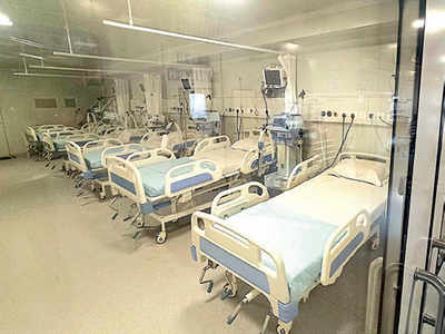 Hospital admissions fall to 210 a day from 1,000