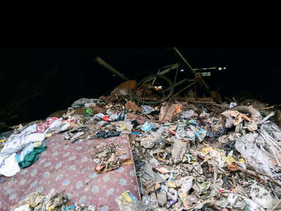 Over a year after Gokhale bridge collapse, debris rots below