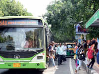 Govt increases fine amount for ticketless travel in DTC buses