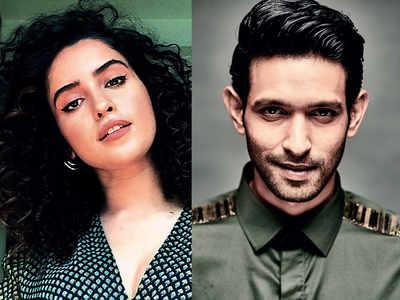 Vikrant Massey and Sanya Malhotra team up for Gurgaon director Shanker Raman's next