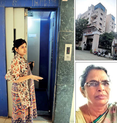 Woman plunges to her death in elevator shaft