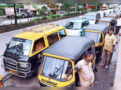 Taxi and auto drivers oppose govt's offer to hike fares; ask sops like a monthly remuneration, waiver of loans used to buy vehicles