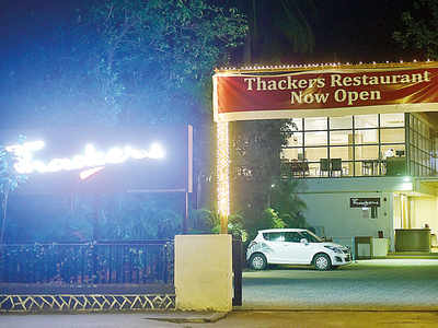 BMC to issue a notice to Thackers Caterers at Chowpatty for alleged illegalities