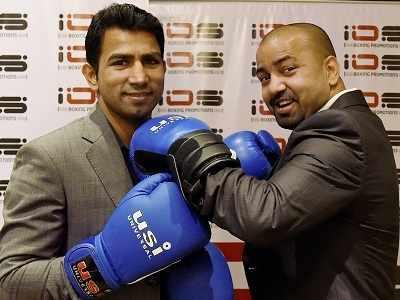 Akhil Kumar, Jitender Kumar set for six professional bouts this year