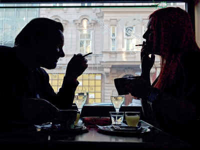 Austria, 'ashtray of Europe', starts ban on smoking in bars and restaurants
