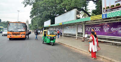 City to get 2,212 bus shelters