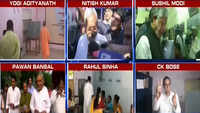 Lok Sabha polls: Political bigwigs cast their votes during last phase of election