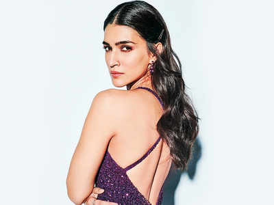 Kriti Sanon: It's best to name the cast alphabetically rather than by gender