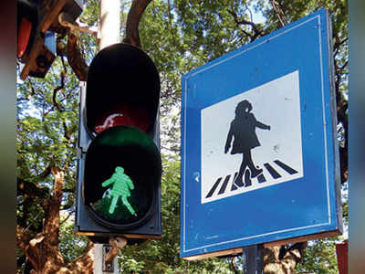 Sending the right signal: Dadar gets female figures on signage