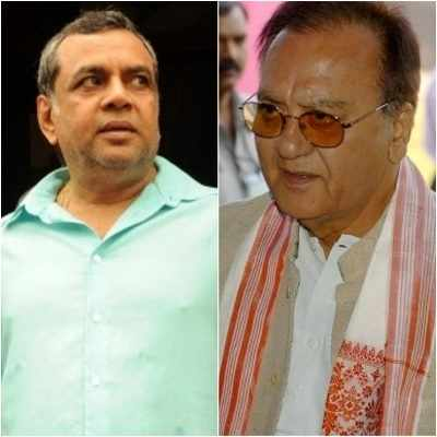 Sanju: Late Sunil Dutt wrote to Paresh Rawal hours before his death