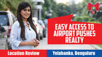 Easy access to Airport pushes realty | Yelahanka, Bengaluru