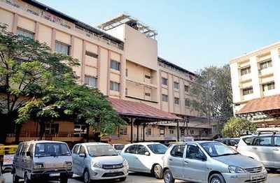 Is Jain Hospital on its last breath?