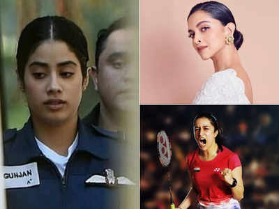 Bollywood films dedicated to strong female personalities