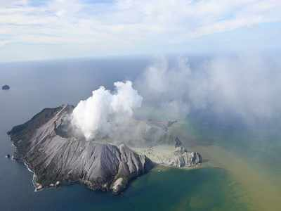One dead, many more missing in eruption of New Zealand volcano