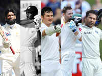 Top five: Most Test runs in a calendar year