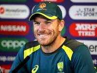 Whoever holds their 'nerve' will win, says Finch ahead of England semifinal