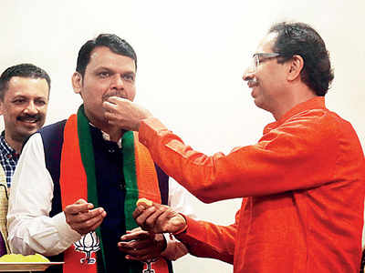 Sena MPs lobby hard for a berth in Modi Cabinet