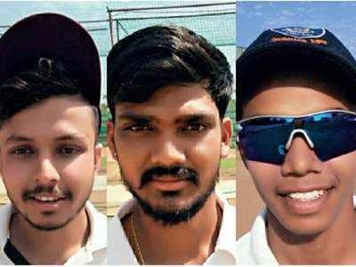 Krutik, Pushparaj lead SAICC march in SPCT Cup