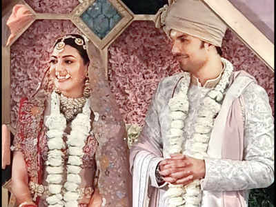 Kajal Aggarwal and Gautam Kitchlu tie the knot