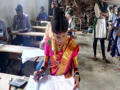 For this Mandya girl, it's education before marriage