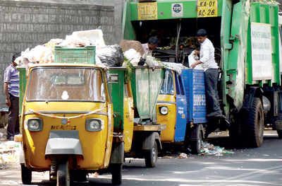 Trashless Bengaluru is just three months away. Pinch yourself