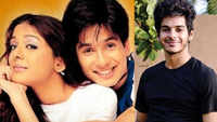 Amrita Rao rejects Shahid Kapoor, wants to romance Ishaan Khatter in 'Ishq Vishk' sequence