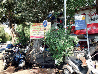 Locals didn't want 45 hawkers on this road, BMC now plans 551