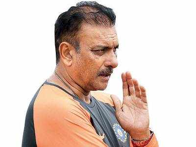 SHASTRI HEADLINES ONLINE SESSION OF BCCI COACHES